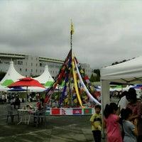 Photo taken at 만남의 광장 by heyZzin A. on 9/15/2012