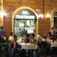 Photo taken at Ivo a Trastevere by Christian B. on 8/16/2013