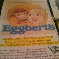 Photo taken at Eggberts by Robert F. on 2/18/2015