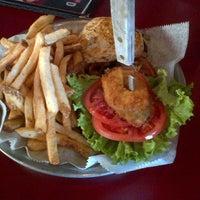 Photo taken at Stack'd Burger Bar by Chris L. on 1/7/2013