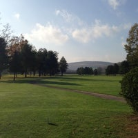 Photo taken at Catatonk Golf Course by Mike L. on 10/18/2012