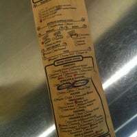 Photo taken at Which Wich? Superior Sandwiches by Brian B. on 9/29/2012