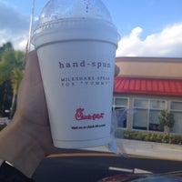 Photo taken at Chick-fil-A by Erika G. on 10/15/2013