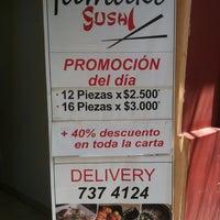 Foto tomada en Yamaki Sushi por Juan Carlos L. el 2/28/2013
