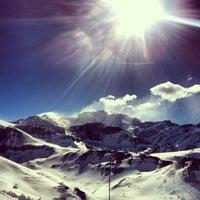 6/29/2013 tarihinde Juan Carlos L.ziyaretçi tarafından Valle Nevado'de çekilen fotoğraf