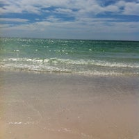 Photo taken at Lido Beach by Shelsey G. on 9/22/2012