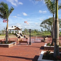 Photo Taken At Royal Palm Beach Commons Park By Bridget R On 4 27