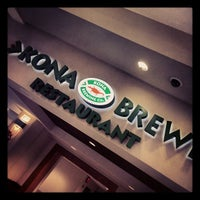 Photo taken at Kona Brewing Co. by Miki's L. on 12/20/2012
