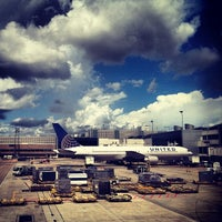 Photo taken at George Bush Intercontinental Airport (IAH) by Miki's L. on 9/20/2013