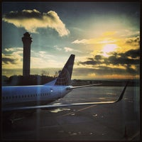 Photo taken at Terminal E by Miki's L. on 1/26/2013
