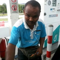 Photo taken at PETRONAS Station by Mohd Hasdinor D. on 4/28/2013