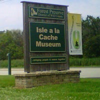 Photo taken at Isle a la Cache Museum/Preserve by Christina G. on 7/14/2014