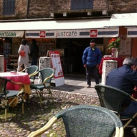 Photo taken at Just Cafè by Elisabetta A. on 4/6/2013