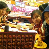 Photo taken at スシロー 播磨店 by Riza P. on 11/24/2012