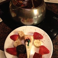 Photo taken at The Melting Pot by Angela T. on 12/19/2012