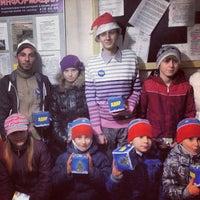 Photo taken at ТСЖ Байконурское by V B. on 12/30/2013