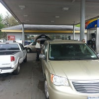 Photo taken at Sunoco gas station by Christina M. on 3/29/2014