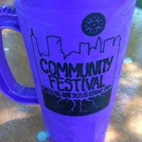 Photo taken at ComFest by Jessica S. on 6/24/2016