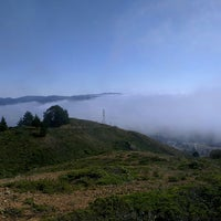 Photo taken at Pointe Pacific / San Bruno Mountain Wildlife Preserve by Ty S. on 6/7/2015