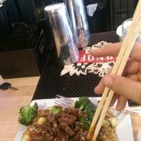 Photo taken at Fuku Sushi by Fakhri E. on 6/9/2014