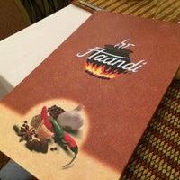 Photo taken at Havelis Handi Resturant (capital Center) by Poiṣon I. on 7/25/2014