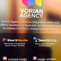 Photo taken at Vorian Agency by Matt L. on 4/15/2015