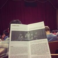 Photo taken at Teatro Oriente by Carla C. on 1/18/2017