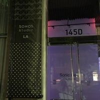 Photo taken at Sonos Studio by Ed M. on 10/9/2015