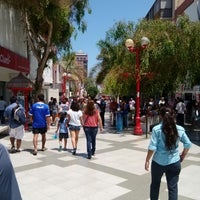 Photo taken at Paseo 21 de Mayo by Freddy D. on 2/8/2013