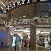 Photo taken at Lotte Shopping Avenue by Yuliana G. on 6/26/2013
