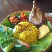 Photo taken at Culinary Journey Sate Lilit Bali by Prita P. on 3/28/2014