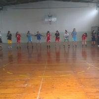 11/18/2013 tarihinde Cagla P.ziyaretçi tarafından Dsi Kapalı Spor Salonu'de çekilen fotoğraf