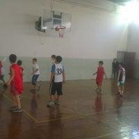 11/23/2013 tarihinde Cagla P.ziyaretçi tarafından Dsi Kapalı Spor Salonu'de çekilen fotoğraf