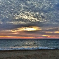 Photo taken at La Victoria Beach by Rosell B. on 10/3/2015