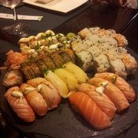 Photo taken at Sushi Toro by Mafalda E. on 12/3/2014