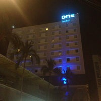 Photo taken at One Hoteles by Ratapiedra R. on 2/16/2013