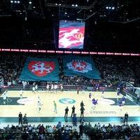 1/17/2013에 Jonas J.님이 Žalgirio arena | Zalgiris Arena에서 찍은 사진