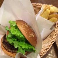 Photo taken at Freshness Burger by Soichiro H. on 2/15/2018