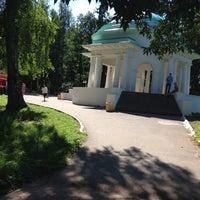 Снимок сделан в Александровский сад пользователем Ira K. 7/20/2013