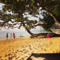 Photo taken at The Chill Resort Koh Chang by Berit N. on 1/9/2013
