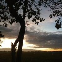Photo taken at Cayambanan by Vida E. on 10/5/2012
