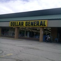 Photo taken at Dollar General by Chris A. on 6/9/2014