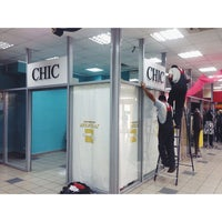 Photo taken at CHIC by Соня Б. on 7/16/2014