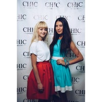 Photo taken at CHIC by Соня Б. on 8/8/2014