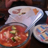Photo taken at Friaco's Mexican Grill & Cantina by Gina M. on 4/20/2014