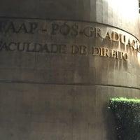 Das Foto wurde bei Pós Graduação FAAP von Pedro P. am 8/3/2015 aufgenommen