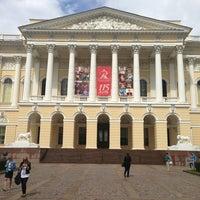 Снимок сделан в Русский музей пользователем Anna T. 6/9/2013