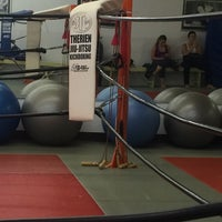 Photo taken at K2 Martial Arts by Anna T. on 11/11/2014