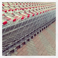 Photo taken at Auchan by Nicola L. on 9/28/2013
