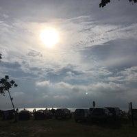 Photo taken at Port Dickson Beach by احمد ن. on 12/24/2017